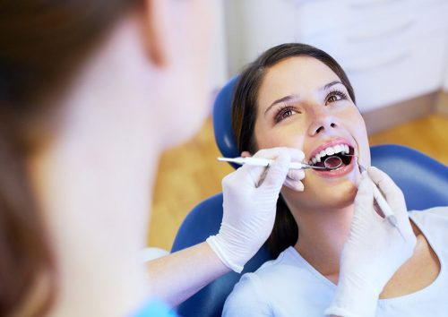 Cosmetic Dental Exam